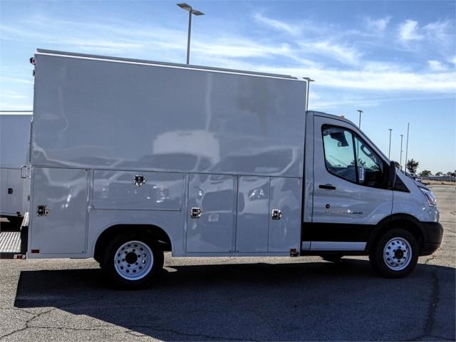 2018 Transit 350 HD DRW 4x2,  Harbor Service Utility Van #FJ4517 - photo 5