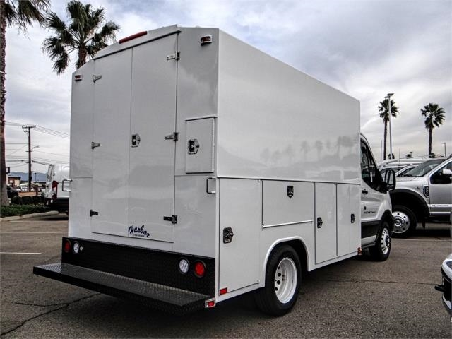 2018 Transit 350 HD DRW 4x2,  Harbor Service Utility Van #FJ4518 - photo 4