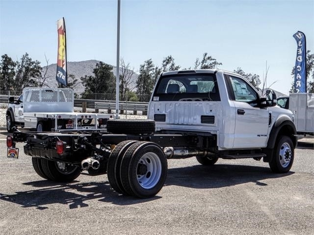 2019 F-450 Regular Cab DRW 4x2,  Cab Chassis #FK0148 - photo 4