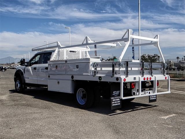 2019 F-450 Crew Cab DRW 4x2,  Scelzi Contractor Body #FK0151 - photo 2