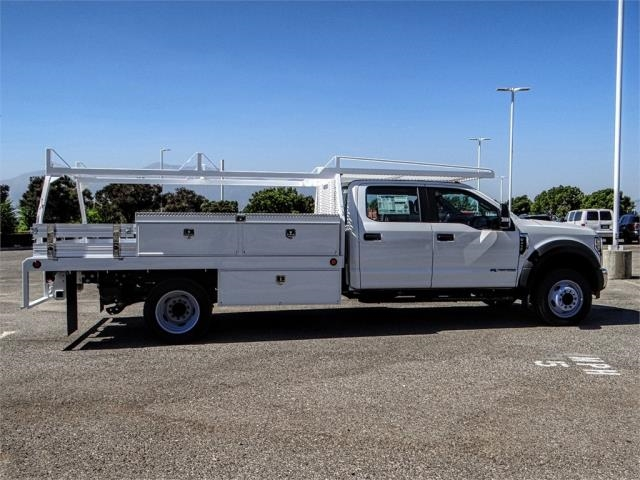 2019 F-450 Crew Cab DRW 4x2,  Scelzi Contractor Body #FK0151 - photo 5
