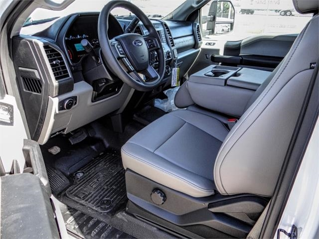 2019 F-450 Crew Cab DRW 4x2,  Scelzi Contractor Body #FK0151 - photo 7
