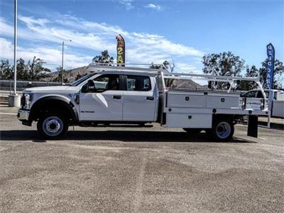 2019 F-450 Crew Cab DRW 4x2,  Scelzi CTFB Contractor Body #FK0151 - photo 3