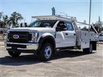 2019 F-450 Crew Cab DRW 4x2,  Scelzi Contractor Body #FK0151 - photo 1
