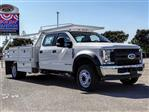 2019 F-450 Crew Cab DRW 4x2,  Scelzi CTFB Contractor Body #FK0151 - photo 6