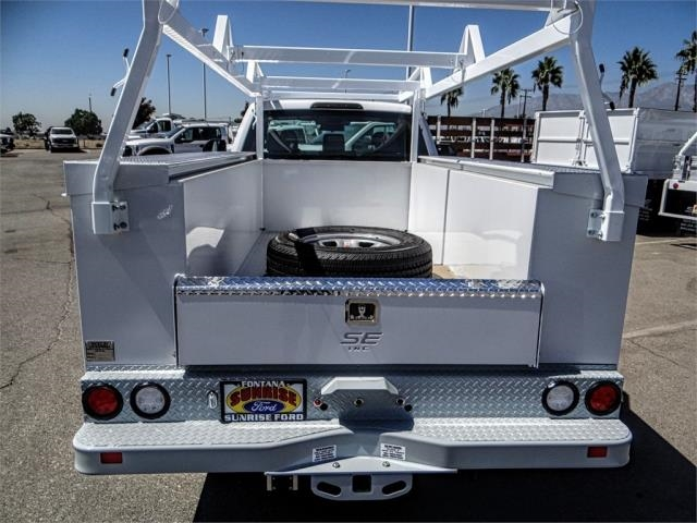 2019 F-350 Regular Cab 4x2,  Scelzi Service Body #FK0210 - photo 9