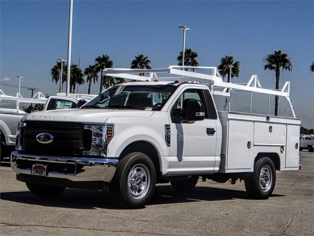 2019 F-350 Regular Cab 4x2,  Scelzi Signature Service Body #FK0210 - photo 1