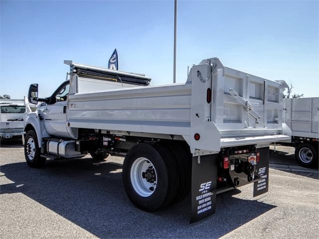 2019 F-750 Regular Cab DRW 4x2,  Scelzi Dump Body #FK0218 - photo 2