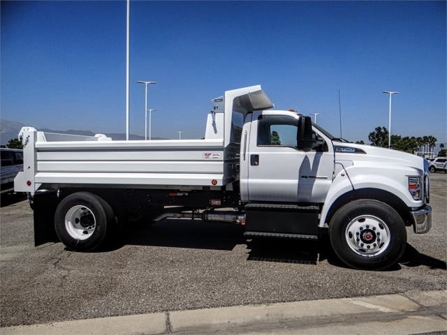 2019 F-750 Regular Cab DRW 4x2,  Scelzi Dump Body #FK0218 - photo 6
