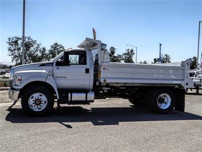 2019 F-750 Regular Cab DRW 4x2,  Scelzi Dump Body #FK0218 - photo 3