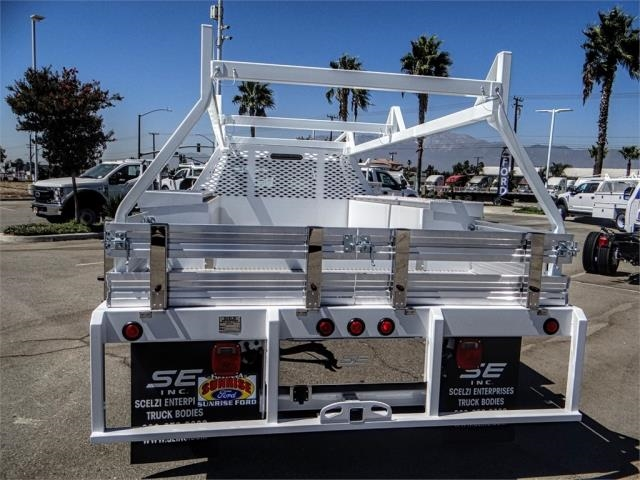 2019 F-350 Regular Cab DRW 4x2,  Scelzi Contractor Body #FK0219 - photo 9