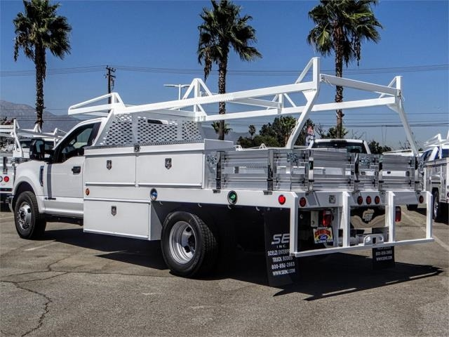 2019 F-350 Regular Cab DRW 4x2,  Scelzi Contractor Body #FK0219 - photo 2