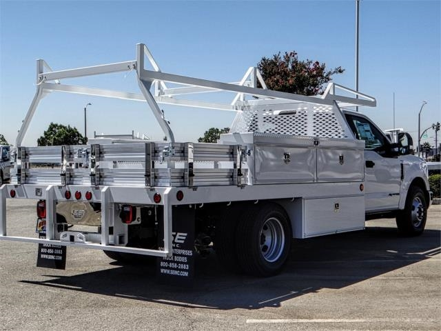 2019 F-350 Regular Cab DRW 4x2,  Scelzi Contractor Body #FK0219 - photo 4