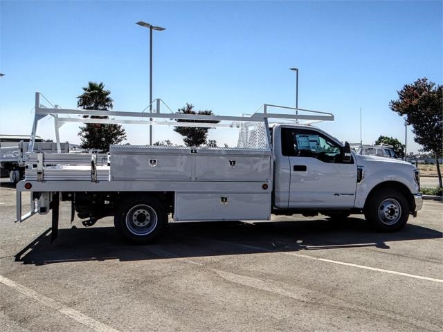 2019 F-350 Regular Cab DRW 4x2,  Scelzi Contractor Body #FK0219 - photo 5