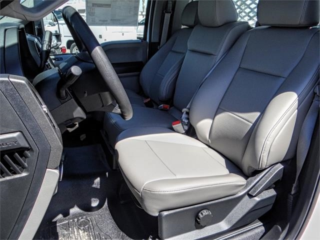 2019 F-350 Regular Cab DRW 4x2,  Scelzi Contractor Body #FK0219 - photo 8