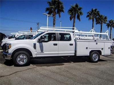 2019 F-350 Crew Cab 4x2,  Scelzi Signature Service Body #FK0250 - photo 3