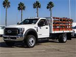 2019 F-450 Regular Cab DRW 4x2,  Scelzi Stake Bed #FK0300 - photo 1