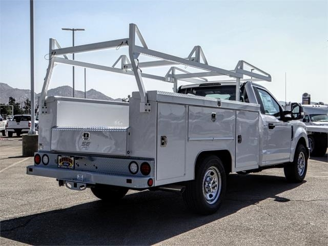2019 F-350 Regular Cab 4x2,  Scelzi Service Body #FK0302 - photo 4
