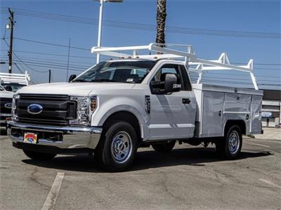 2019 F-350 Regular Cab 4x2,  Scelzi Signature Service Body #FK0302 - photo 1