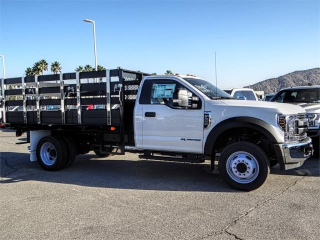 2019 F-550 Regular Cab DRW 4x2,  Marathon Stake Bed #FK0364 - photo 5