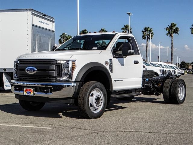 2019 F-550 Regular Cab DRW 4x2,  Scelzi CTFB Contractor Body #FK0402 - photo 1