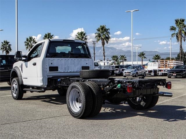 2019 F-550 Regular Cab DRW 4x2,  Scelzi Contractor Body #FK0402 - photo 2