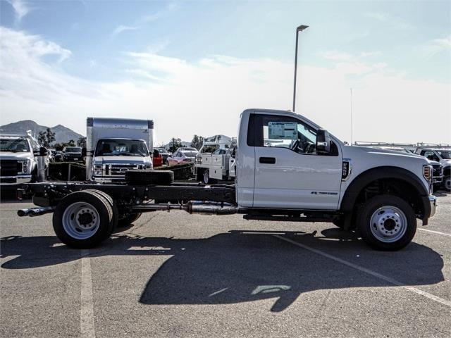 2019 F-550 Regular Cab DRW 4x2,  Scelzi Contractor Body #FK0402 - photo 5