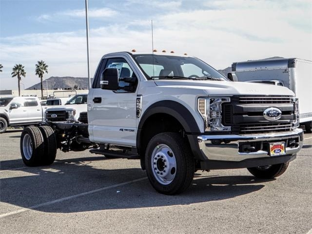 2019 F-550 Regular Cab DRW 4x2,  Scelzi Contractor Body #FK0402 - photo 6
