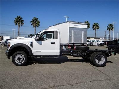 2019 F-550 Regular Cab DRW 4x2,  Cab Chassis #FK0402 - photo 3