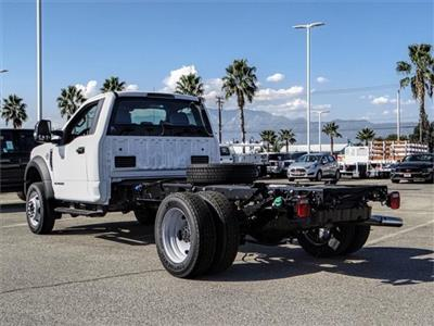 2019 F-550 Regular Cab DRW 4x2,  Scelzi CTFB Contractor Body #FK0402 - photo 2