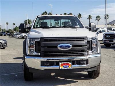 2019 F-550 Regular Cab DRW 4x2,  Cab Chassis #FK0402 - photo 7