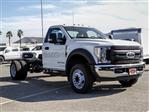 2019 F-550 Regular Cab DRW 4x2,  Scelzi CTFB Contractor Body #FK0402 - photo 6