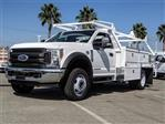 2019 F-550 Regular Cab DRW 4x2,  Contractor Body #FK0419 - photo 1