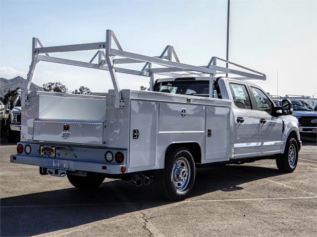2019 F-350 Crew Cab 4x2,  Scelzi Service Body #FK0420 - photo 4