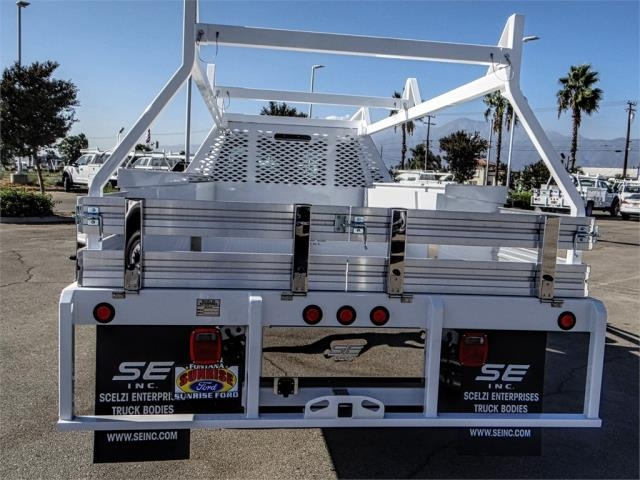 2019 F-450 Regular Cab DRW 4x2,  Scelzi Contractor Body #FK0432 - photo 9