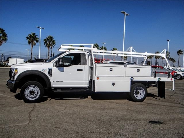 2019 F-450 Regular Cab DRW 4x2,  Scelzi Contractor Body #FK0432 - photo 3