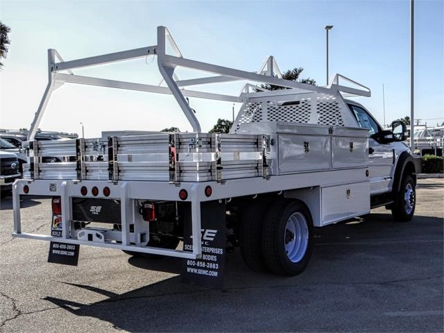 2019 F-450 Regular Cab DRW 4x2,  Scelzi Contractor Body #FK0432 - photo 4