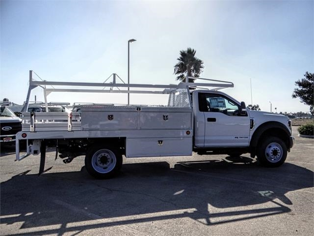 2019 F-450 Regular Cab DRW 4x2,  Scelzi Contractor Body #FK0432 - photo 5