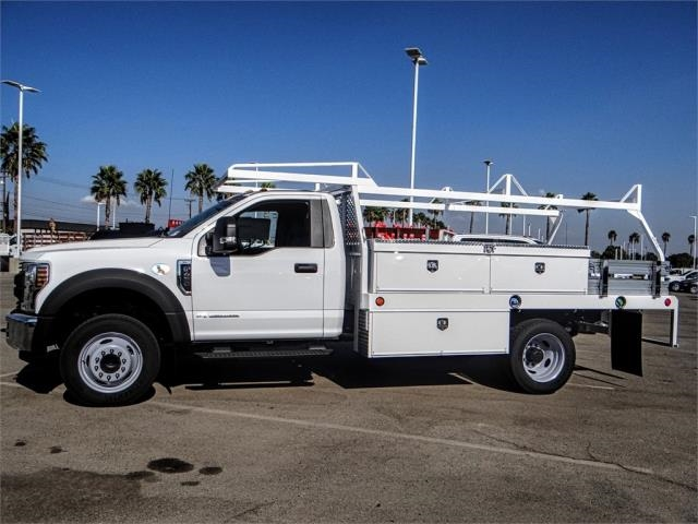 2019 F-450 Regular Cab DRW 4x2,  Scelzi Contractor Body #FK0433 - photo 3