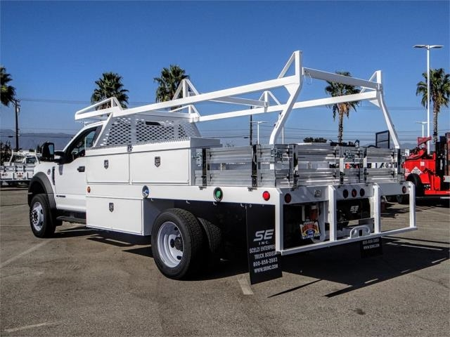 2019 F-450 Regular Cab DRW 4x2,  Scelzi Contractor Body #FK0433 - photo 2