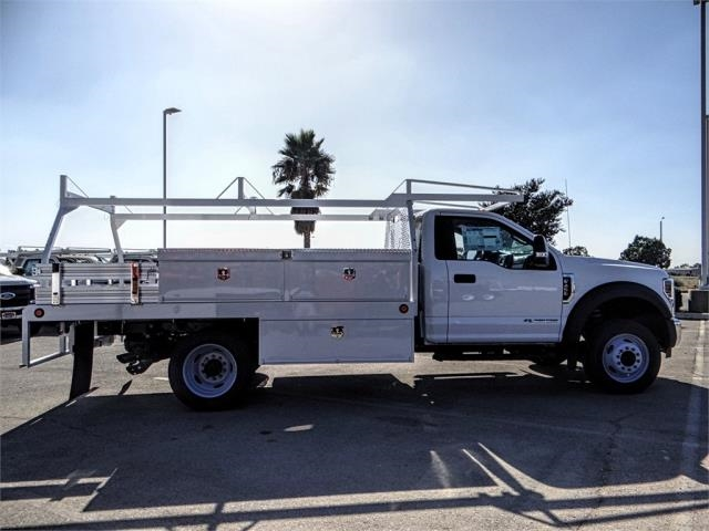 2019 F-450 Regular Cab DRW 4x2,  Scelzi Contractor Body #FK0433 - photo 5
