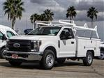 2019 F-350 Regular Cab 4x2,  Scelzi Service Body #FK0484 - photo 1