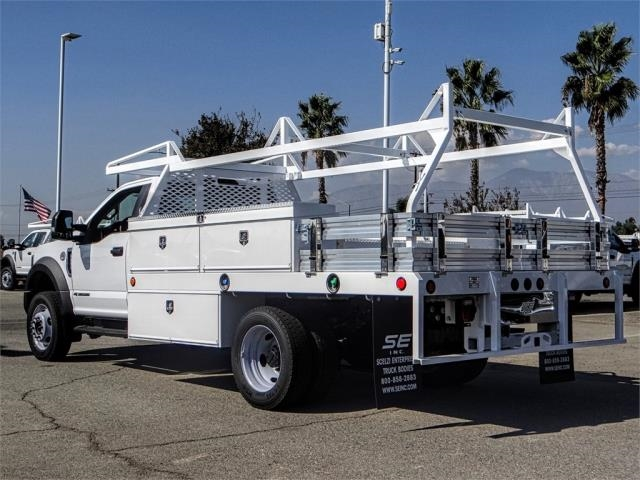 2019 F-450 Regular Cab DRW 4x2,  Scelzi Contractor Body #FK0504 - photo 2