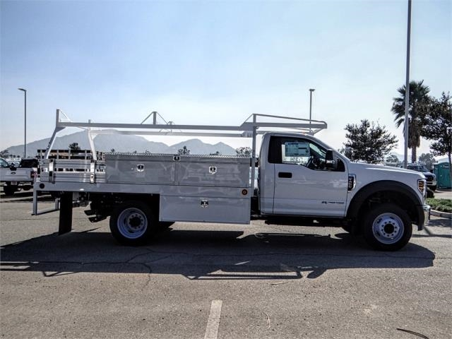 2019 F-450 Regular Cab DRW 4x2,  Scelzi Contractor Body #FK0504 - photo 5
