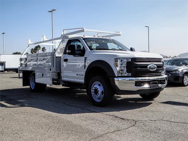 2019 F-450 Regular Cab DRW 4x2,  Scelzi Contractor Body #FK0504 - photo 6