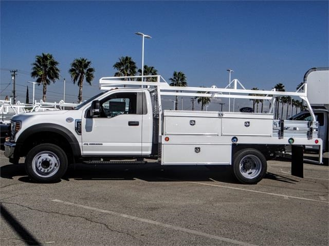 2019 F-450 Regular Cab DRW 4x2,  Scelzi Contractor Body #FK0506 - photo 3