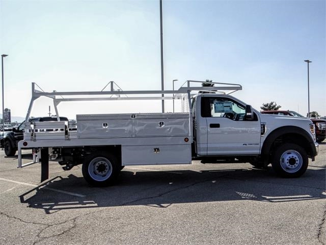 2019 F-450 Regular Cab DRW 4x2,  Scelzi Contractor Body #FK0506 - photo 5