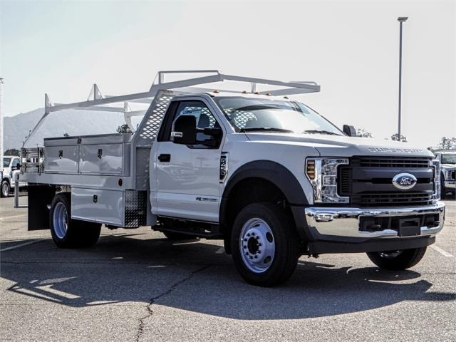 2019 F-450 Regular Cab DRW 4x2,  Scelzi Contractor Body #FK0506 - photo 6