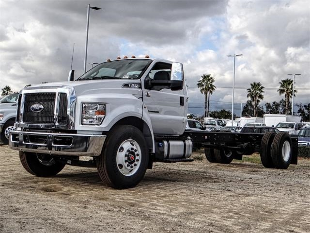 2019 F-650 Regular Cab DRW 4x2,  Cab Chassis #FK0513 - photo 1