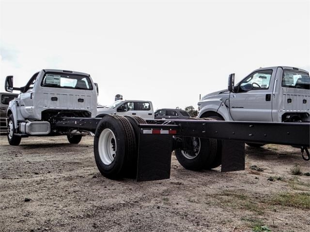 2019 F-650 Regular Cab DRW 4x2,  Cab Chassis #FK0513 - photo 2